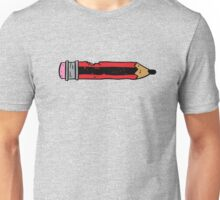 Chewed Pencil Unisex T-Shirt