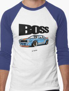 The Boss Men's Baseball ¾ T-Shirt