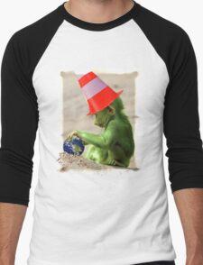 Little Ape Men's Baseball ¾ T-Shirt