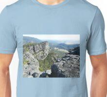 The Grampians Mountain Range, National Park . Vic.  Australia Unisex T-Shirt