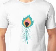 Tribal feather pattern 015 Unisex T-Shirt
