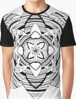 Complicated Graphic T-Shirt