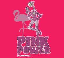 Flamingal - Pack Of Heroes by JohnDC