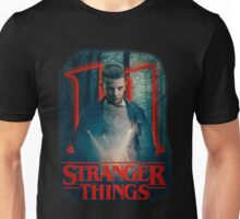 stranger things eleven squad  Unisex T-Shirt