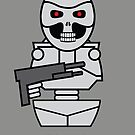 Terminator - version 2 by Awesome Designing.com