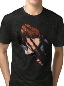 Light Yagami Tri-blend T-Shirt