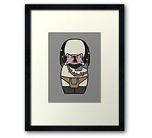 Predator (without quote) Framed Print
