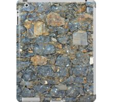Stone wall texture iPad Case/Skin