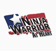 Ninja Warrior at Heart One Piece - Long Sleeve