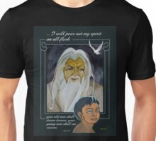 I Will Pour Out My Spirit Unisex T-Shirt