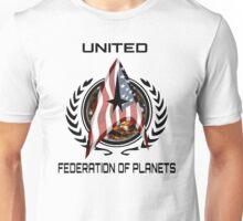 UNITED FEDERATION OF PLANETS Unisex T-Shirt