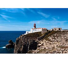 Cabo san Vicente, Portugal Photographic Print