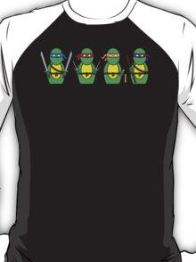 Teenage Mutant Ninja Turtles (without quote) T-Shirt