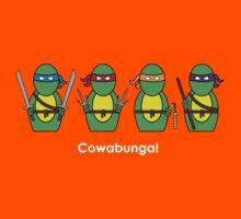 Teenage Mutant Ninja Turtles Kids Tee