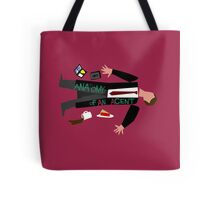 Anatomy of an Agent Tote Bag