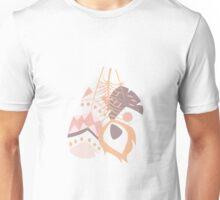 Tribal feather pattern 022 Unisex T-Shirt
