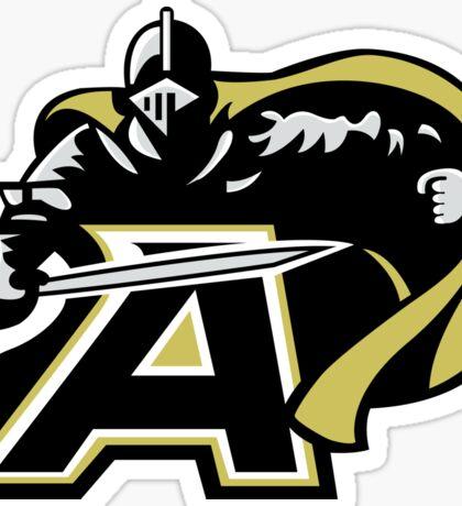 Army Black Knights Sticker