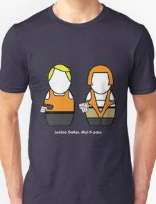 Fifth Element (with quote) Unisex T-Shirt