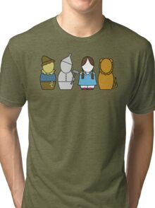 Wizard of Oz (without quote) Tri-blend T-Shirt