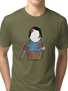 Evil Dead (without quote) Tri-blend T-Shirt