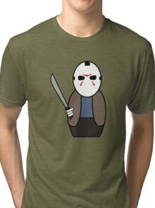 Friday the 13th (without quote) Tri-blend T-Shirt