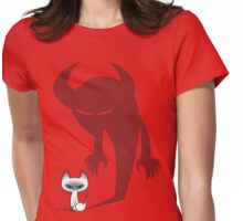 Diablo Womens Fitted T-Shirt