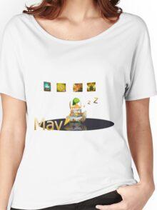 Mav Women's Relaxed Fit T-Shirt