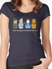 Wizard of Oz Women's Fitted Scoop T-Shirt