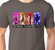 Cowboys in Space Unisex T-Shirt