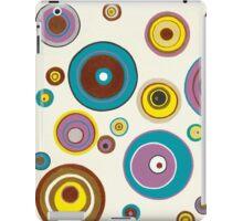 Circles #1 iPad Case/Skin