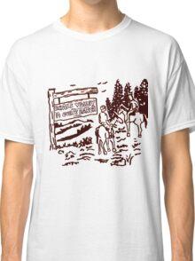 STRANGER THINGS - Dustin's Grass Valley Shirt - the original Classic T-Shirt