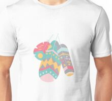 Tribal feather pattern 024 Unisex T-Shirt