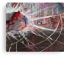 abstractshot Canvas Print