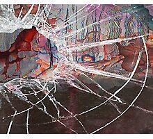 abstractshot Photographic Print