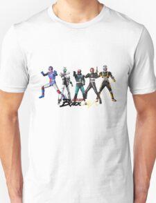 kamen rider evolution Unisex T-Shirt
