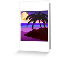 Paradise #10 Greeting Card