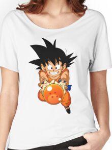 Goku - Dragon Ball Women's Relaxed Fit T-Shirt