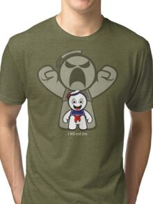 I will end you Tri-blend T-Shirt