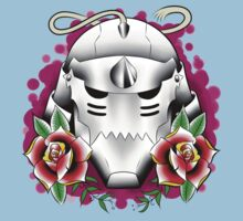 traditional alphonse elric helmet Kids Clothes