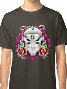 traditional alphonse elric helmet Classic T-Shirt