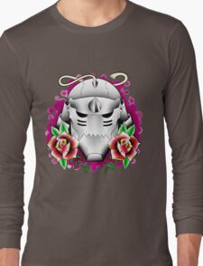 traditional alphonse elric helmet T-Shirt