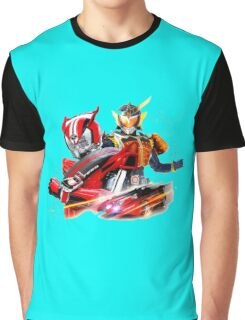 kamen rider gaim Graphic T-Shirt