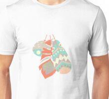 Tribal feather pattern 031 Unisex T-Shirt