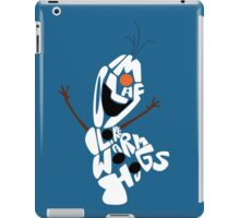 I Like Warm Hugs! iPad Case/Skin
