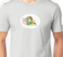 Full Cornucopia Watercolor Unisex T-Shirt