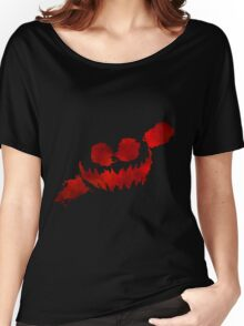 Knife Party - Haunted House Women's Relaxed Fit T-Shirt