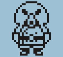 Mother 3 Pigmask Soldier by FLB Godzilla