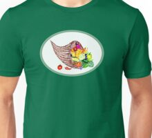 Full Cornucopia Watercolor 2 Unisex T-Shirt