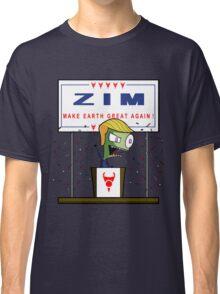 Zim - Make Earth Great Again! Classic T-Shirt