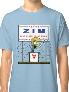 Zim - Make Earth Great Again! Classic T-Shirt